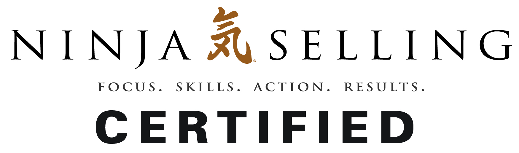 Ninja Certification Logo